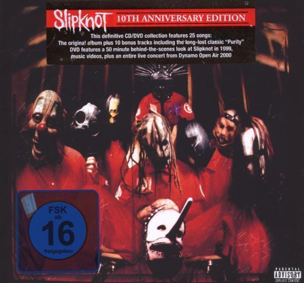 Slipknot (10th Anniversary Reissue) (Slipknot) für 5,99 Euro