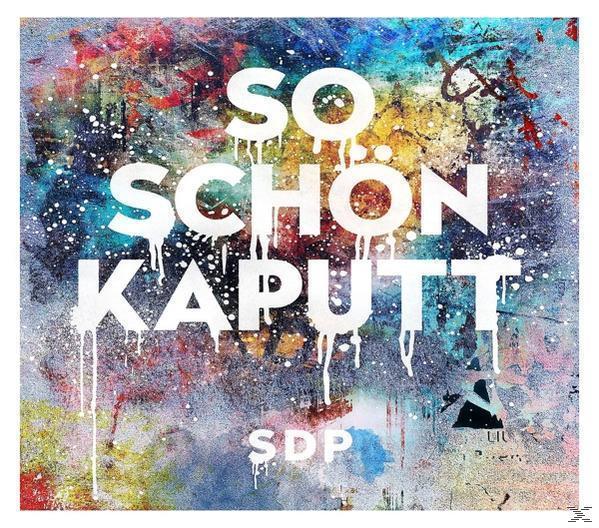 So Schön Kaputt (SDP) für 3,89 Euro