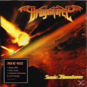 Sonic Firestorm 2010 Edition (Dragonforce) für 18,99 Euro