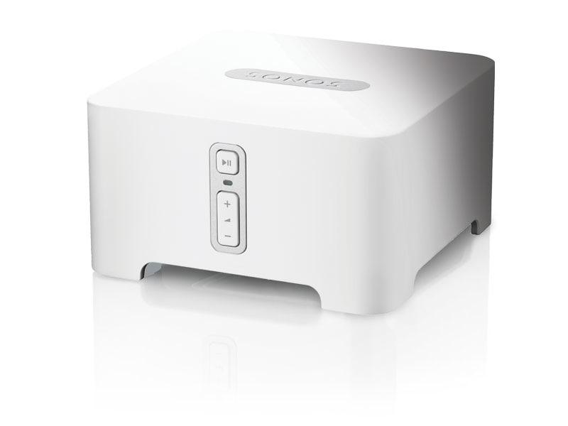 Sonos Connect Musikstreaming über WLAN für herkömmliches Audio-Equipment für 349,99 Euro