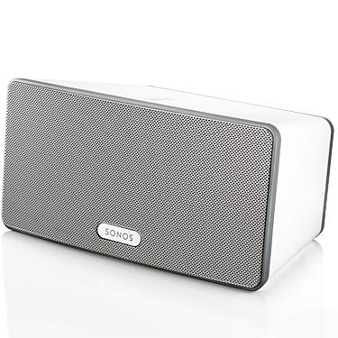 Sonos Play:3 3-Wege-HiFi-Lautsprechersystem WLAN für 319,00 Euro