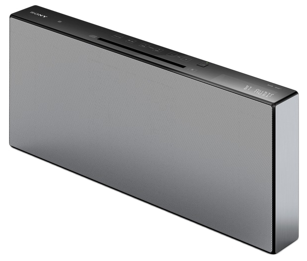 Sony CMT-X5CDB Kompaktanlage 40W DAB-Radio CD USB Bluetooth NFC für 279,00 Euro
