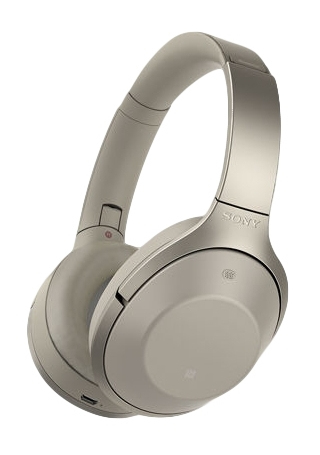 Sony MDR-1000X kabelloser High-Resolution Kopfhörer Bluetooth NFC für 355,00 Euro