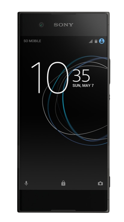 Sony Xperia XA1 Smartphone 12,7cm/5'' 2,3GHz Android 7.0 23MP 32GB für 269,00 Euro