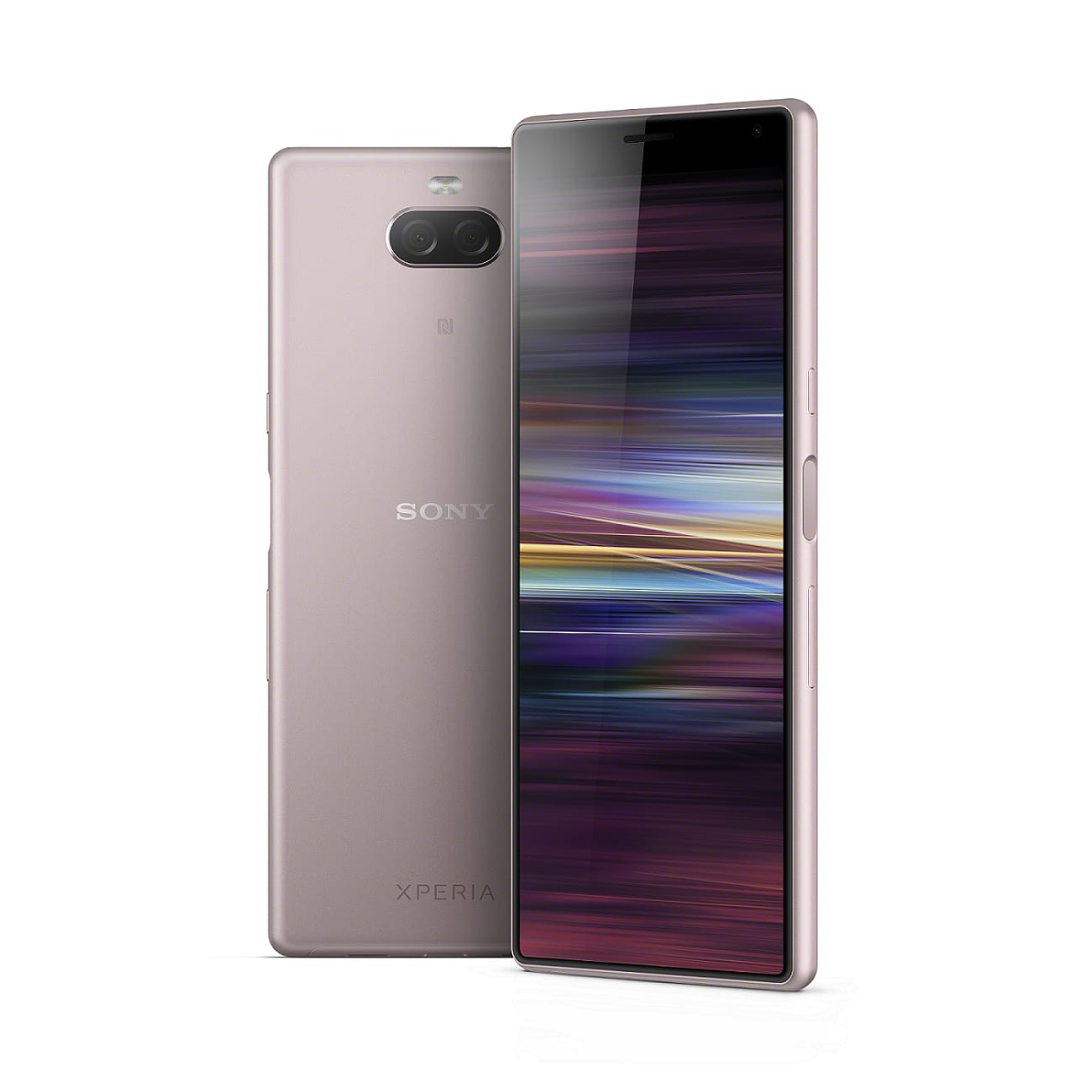 "Sony Xperia 10 Smartphone 15,2cm/6,0"" Android 13+5+8MP 64GB Dual-SIM Pink für 289,00 Euro"