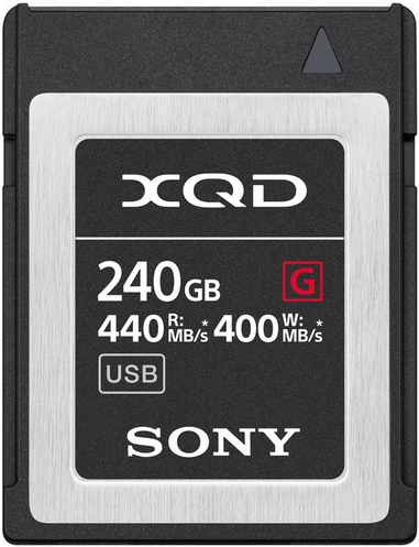 Sony XCD 240GB 440MB/S Compact Flash Card für 675,99 Euro