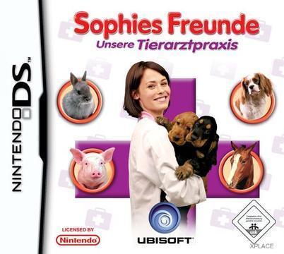 Sophies Freunde - Unsere Tierarztpraxis (Nintendo DS) für 18,51 Euro