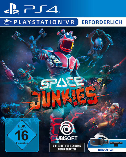 Space Junkies (PlayStation 4) für 4,99 Euro