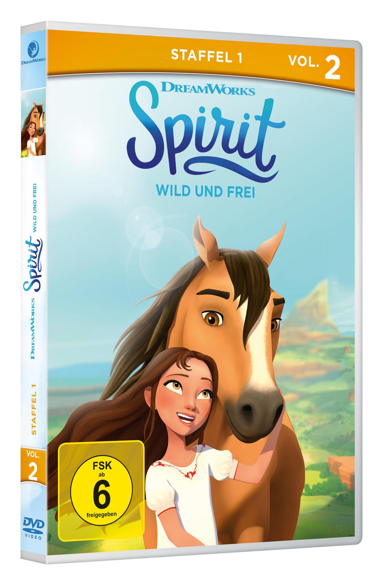 Spirit Wild Und Frei Staffel 5