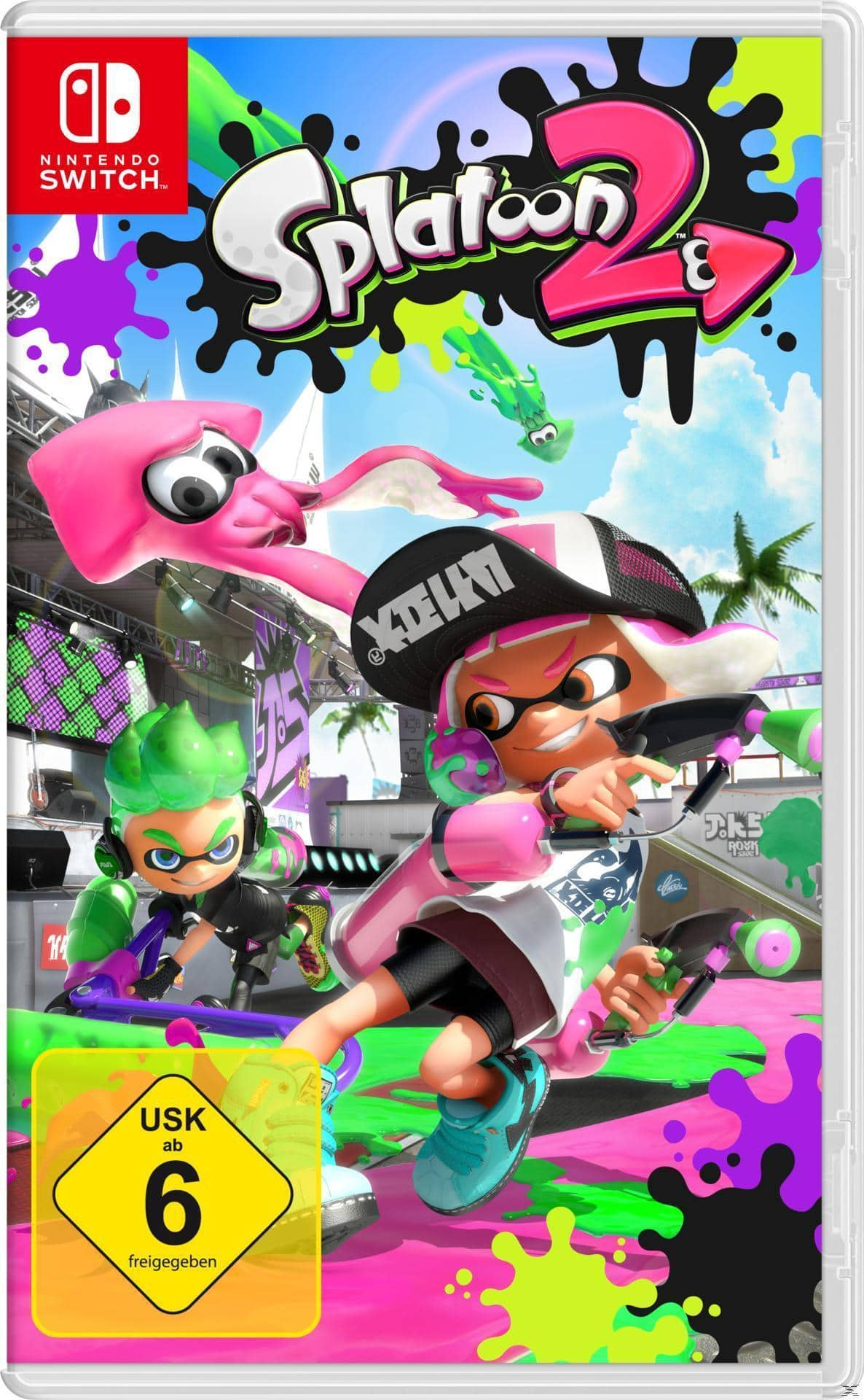 Splatoon 2 (Nintendo Switch) für 49,99 Euro