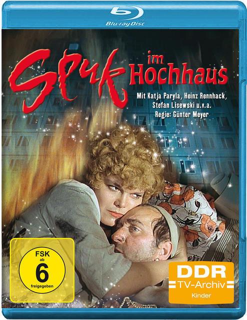 Spuk im Hochhaus (BLU-RAY) für 14,99 Euro