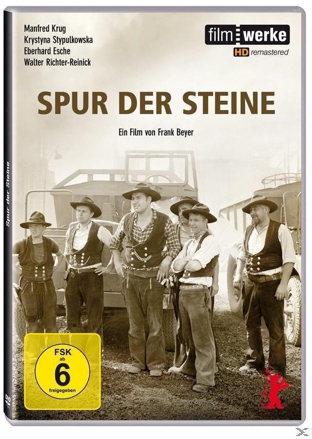 Spur der Steine Remastered (DVD) für 11,99 Euro