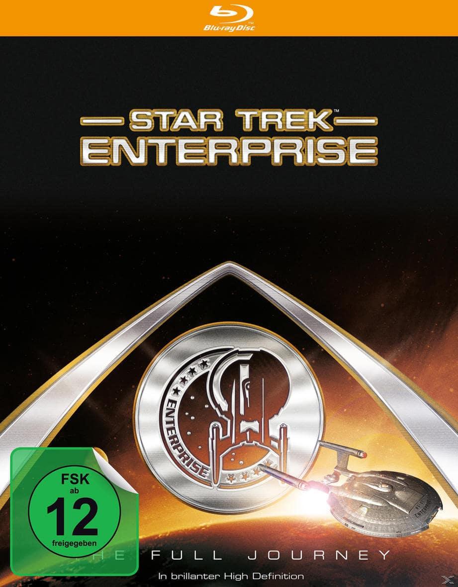STAR TREK: Enterprise - Complete Boxset (BLU-RAY) für 149,00 Euro