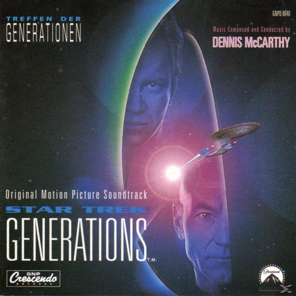 Star Trek Generations (Dennis Mccarthy) für 8,99 Euro