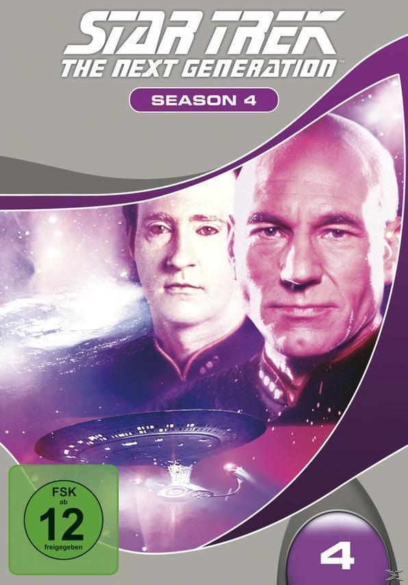 Star Trek - The Next Generation Season 4 DVD-Box (DVD) für 14,61 Euro