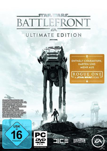STAR WARS Battlefront Ultimate Edition (PC) für 7,99 Euro
