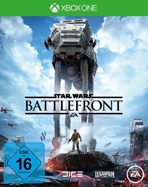 Star Wars: Battlefront (Xbox One) für 19,99 Euro