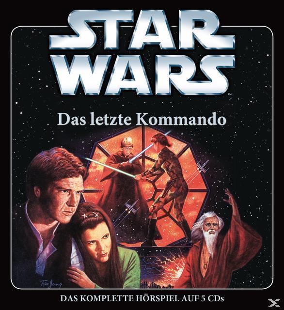 Star Wars - Das letzte Kommando: Das komplette Hörspiel (CD(s)) für 32,49 Euro