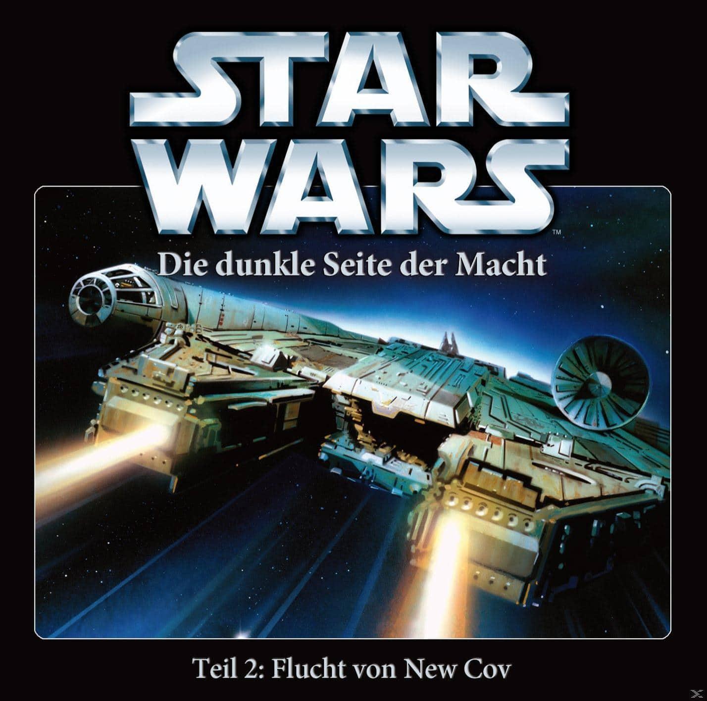 Star Wars - Die Dunkle Seite der Macht 02: Flucht von New Cov (CD(s)) für 9,49 Euro