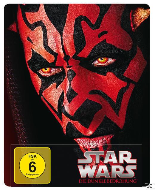 Star Wars: Episode I - Die dunkle Bedrohung Steelcase Edition (BLU-RAY) für 24,99 Euro