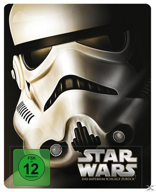 Star Wars: Episode V - Das Imperium schlägt zurück - Limited Edition Steelcase Edition (BLU-RAY) für 24,99 Euro