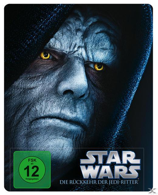 Star Wars: Episode VI - Die Rückkehr der Jedi-Ritter Steelcase Edition (BLU-RAY) für 24,99 Euro