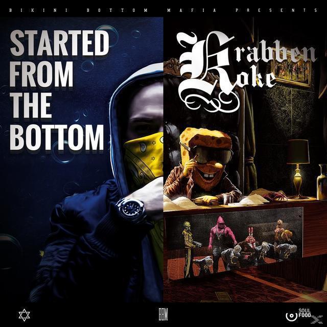 Started From The Bottom / Krabbenkoke Tape (Ltd. Schwammconnection Boxset) (Spongebozz) für 42,99 Euro