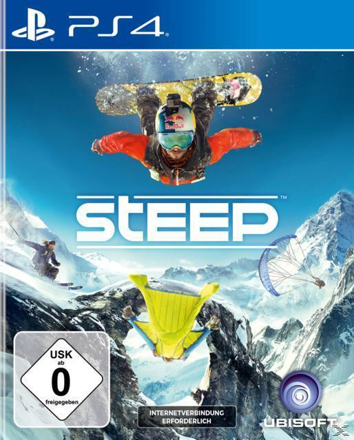 Steep (PlayStation 4) für 62,99 Euro