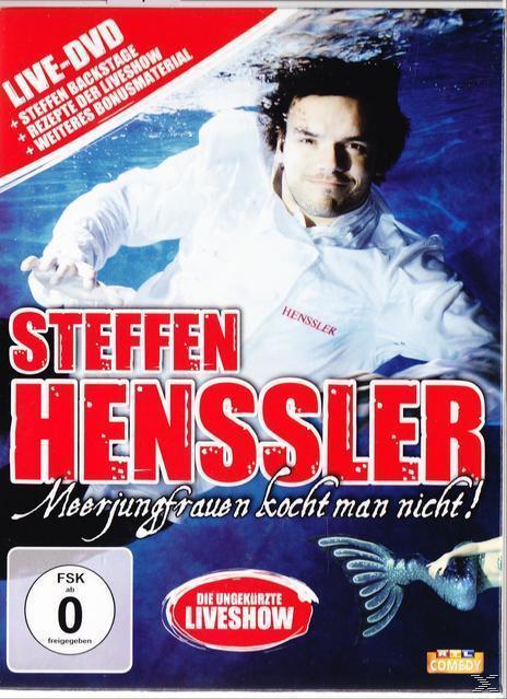 Steffen Henssler - Meerjungfrauen kocht man nicht! (DVD) für 17,99 Euro