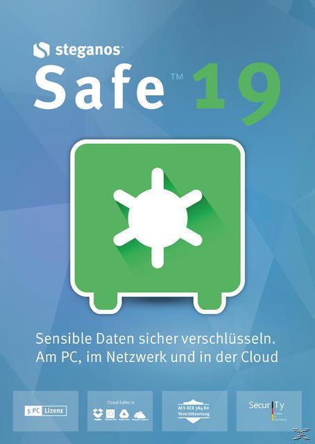 Steganos Safe 19 (PC) für 29,99 Euro