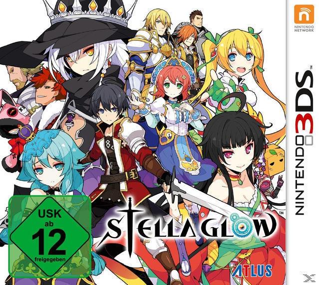 Stella Glow (Nintendo 3DS) für 39,99 Euro