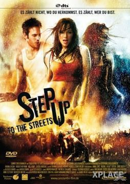 Step Up To The Streets (DVD) für 7,99 Euro