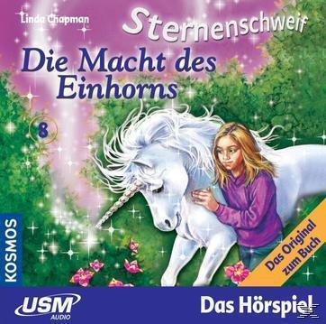 Sternenschweif 8: Die Macht des Einhorns (CD(s)) für 7,99 Euro