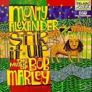 Stir It Up/Music Of Bob Marley (Monty Alexander) für 19,99 Euro