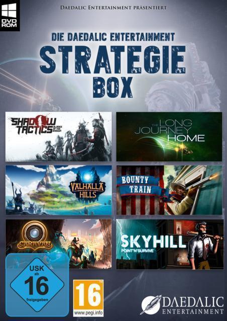 Strategie Box (PC) für 29,99 Euro