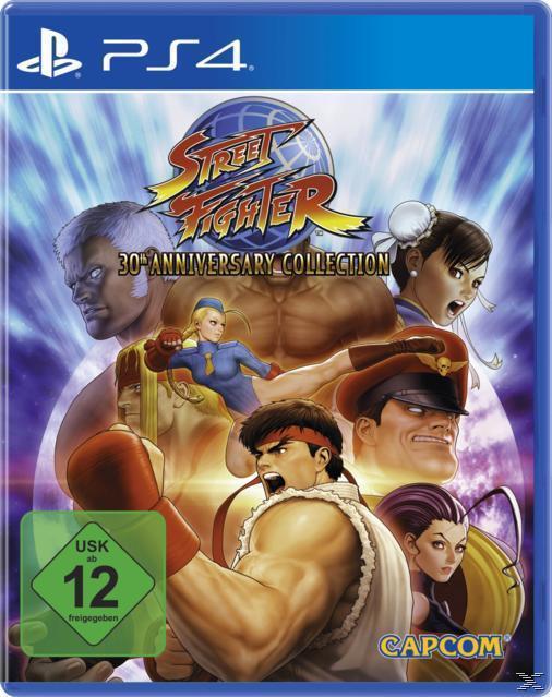 Street Fighter 30th Anniversary Collection (PlayStation 4) für 37,99 Euro