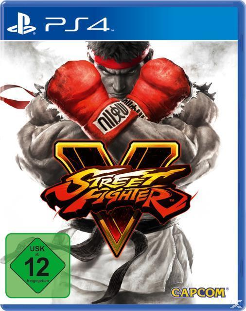Street Fighter V (PlayStation 4) für 22,99 Euro