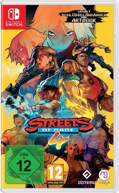 Streets of Rage 4 (Nintendo Switch) für 34,99 Euro