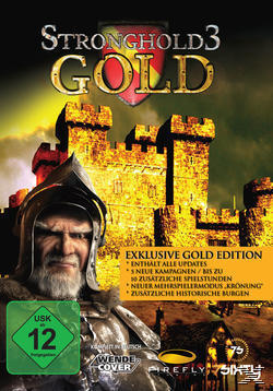 Stronghold 3 - Gold Edition (PC) für 14,99 Euro