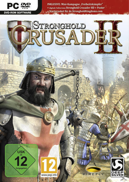 Stronghold: Crusader II Day-1-Edition (PC) für 34,99 Euro