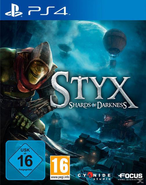 Styx: Shards of Darkness (PlayStation 4) für 29,99 Euro