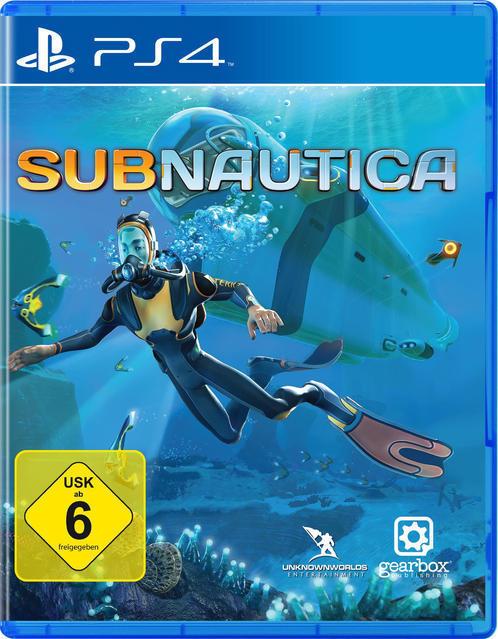 Subnautica (PlayStation 4) für 19,00 Euro