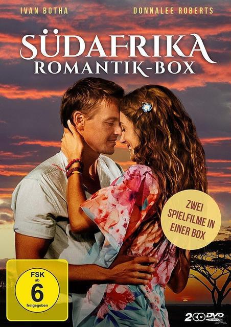 Südafrika Romantik Spielfilm-Box - 2 Disc DVD (DVD) für 11,99 Euro