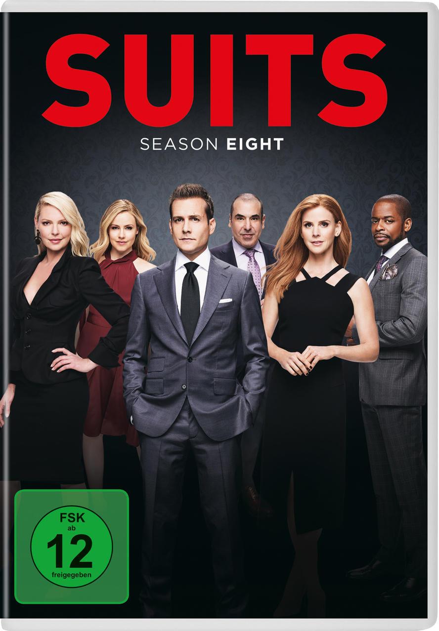 Suits - Season 8 (DVD) für 19,99 Euro