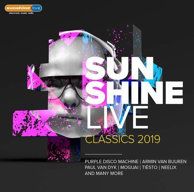 Sunshine Live Classics 2019 (VARIOUS) für 15,99 Euro