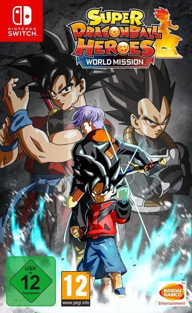 Super Dragon Ball Heroes World Mission - Day1 Edition (Nintendo Switch) für 54,99 Euro