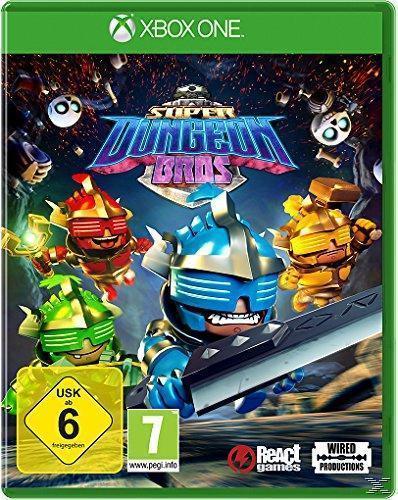 Super Dungeon Bros (Xbox One) für 19,99 Euro