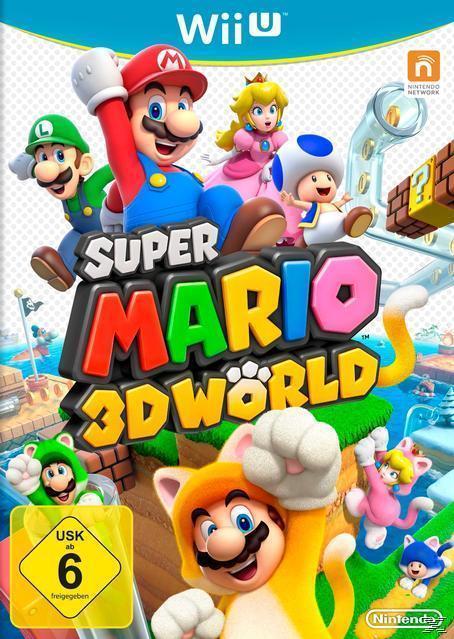 Super Mario 3D World (Nintendo Wii U) für 55,00 Euro