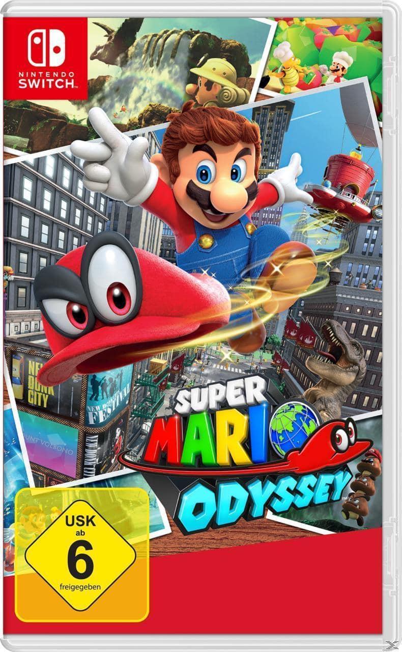 Super Mario Odyssey (Nintendo Switch) für 54,99 Euro