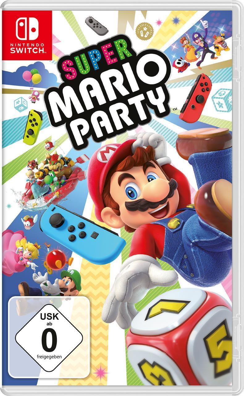 Super Mario Party (Nintendo Switch) für 54,99 Euro